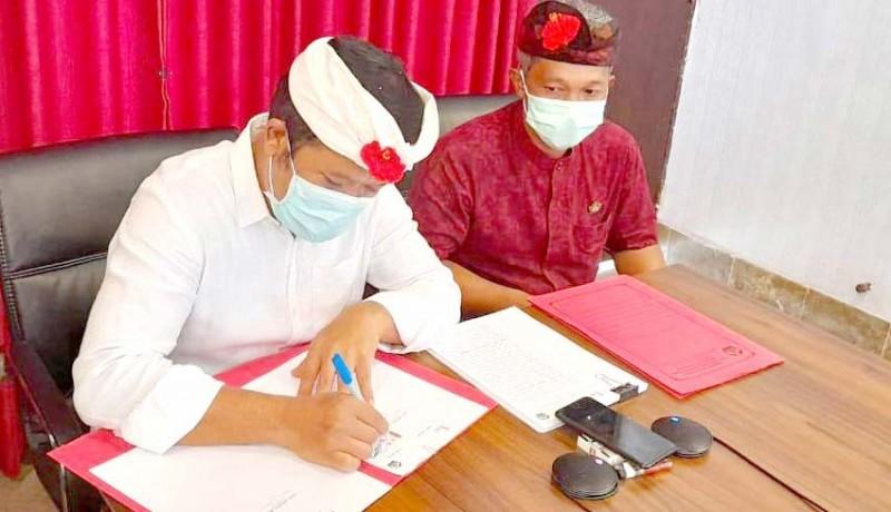 www.nusabali.com-bupati-bangli-tandatangani-perjanjian-pinjaman-pen