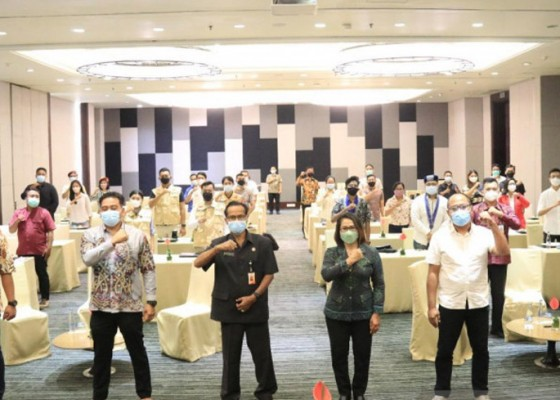 Nusabali.com - bawaslu-bali-gandeng-organisasi-pemuda-dalam-pengawasan-partisipatif
