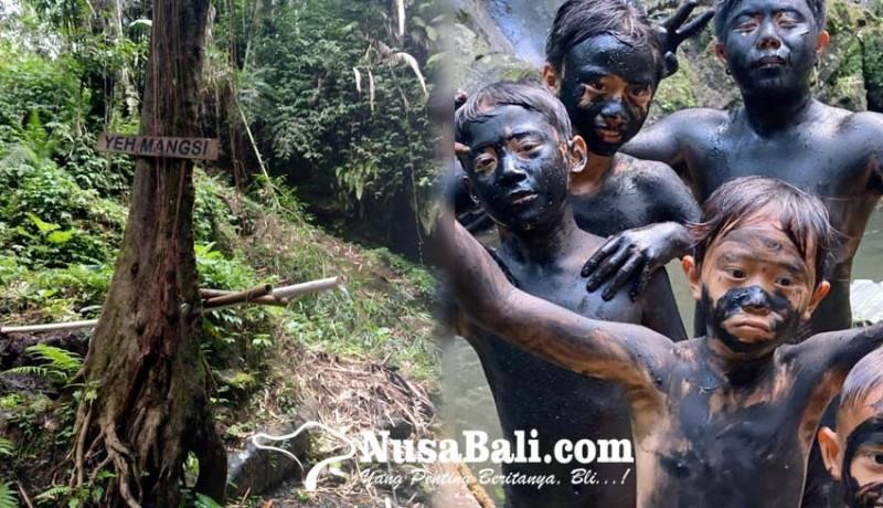 www.nusabali.com-mangsi-river-di-apuan-kaler-wisata-alam-dengan-tanah-berkhasiat