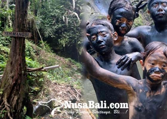 Nusabali.com - mangsi-river-di-apuan-kaler-wisata-alam-dengan-tanah-berkhasiat