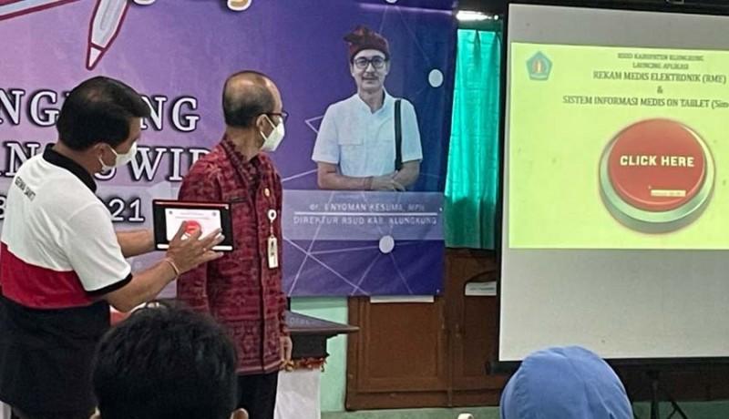www.nusabali.com-rsud-klungkung-launching-e-rekam-medis
