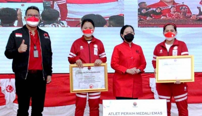 www.nusabali.com-dpp-pdip-beri-penghargaan-atlet-paralimpiade