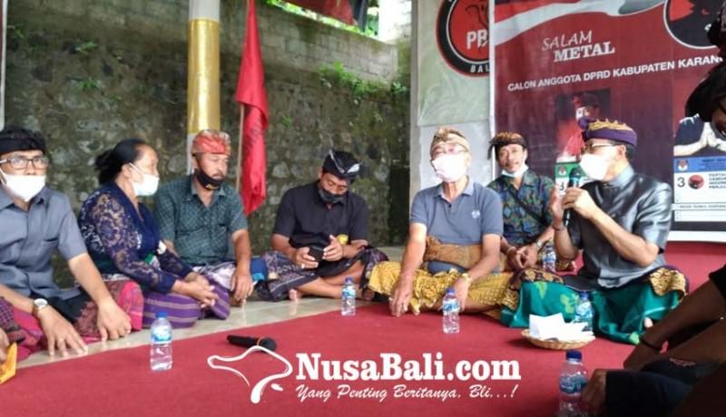 www.nusabali.com-pasametonan-sira-arya-gajah-para-melayat-ke-rumah-duka-ramia-adnyana
