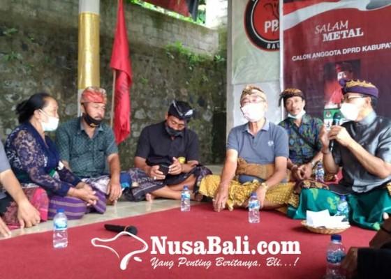 Nusabali.com - pasametonan-sira-arya-gajah-para-melayat-ke-rumah-duka-ramia-adnyana