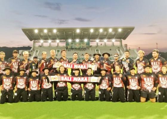 Nusabali.com - tim-cricket-bali-raih-medali-emas-dan-perak-pon-xx-papua