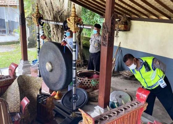 Nusabali.com - maling-gondol-gambelan-kuno-di-suralaga