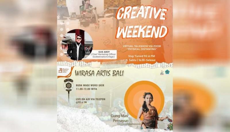www.nusabali.com-lppl-radio-publik-kota-denpasar-gelar-wirasa-artis-bali-dan-creative-weekend