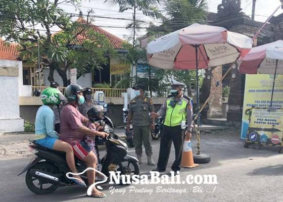 Nusabali.com - tim-yustisi-perketat-pengawasan-prokes-di-objek-wisata