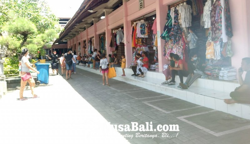 www.nusabali.com-pasar-seni-guwang-mulai-didatangi-wisatawan