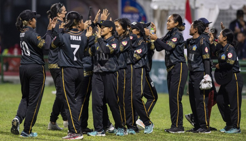www.nusabali.com-cricket-putri-bali-kalahkan-dki-jakarta-pada-super-eight