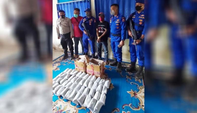 www.nusabali.com-selundupkan-48-kilogram-bahan-peledak-penumpang-ditangkap-di-celukan-bawang