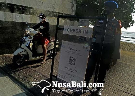 Nusabali.com - diskominfo-optimalkan-wifi-gratis-di-pantai-kuta