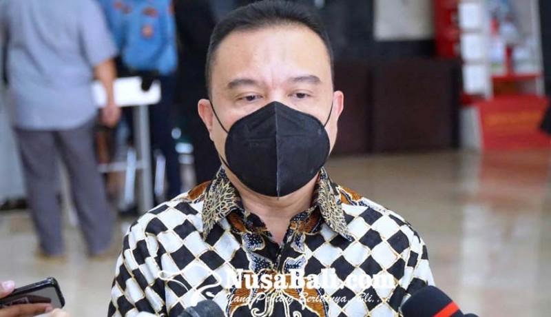 www.nusabali.com-pimpinan-dpr-ri-tunggu-pengganti-aziz-syamsuddin