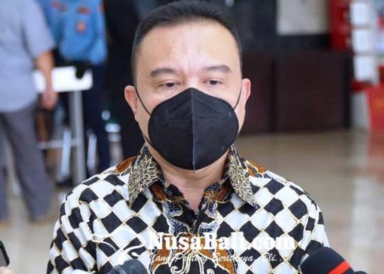 Nusabali.com - pimpinan-dpr-ri-tunggu-pengganti-aziz-syamsuddin