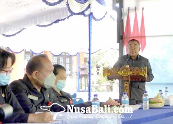 Nusabali.com - bupati-tamba-ajukan-ranperda-perumda-tribhuwana