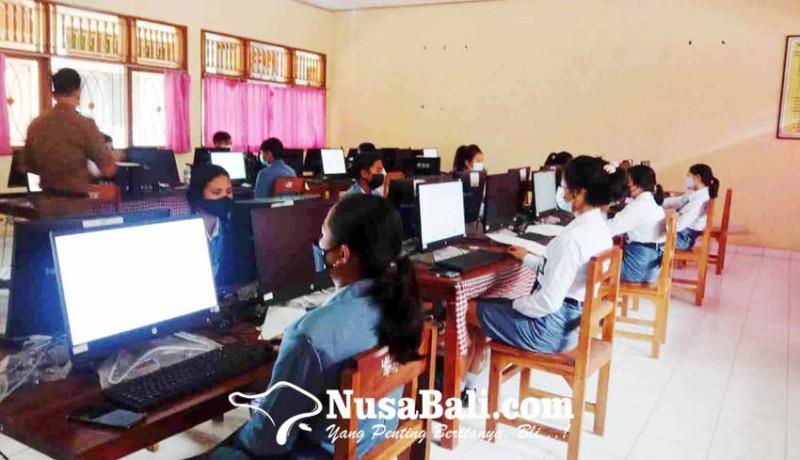 www.nusabali.com-asesmen-nasional-sma-berjalan-lancar