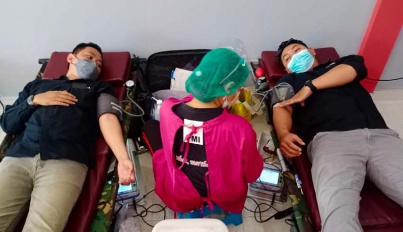 www.nusabali.com-sambut-hari-bhakti-postel-ke-76th-gmedia-aktif-berikan-bantuan-hingga-donor-darah