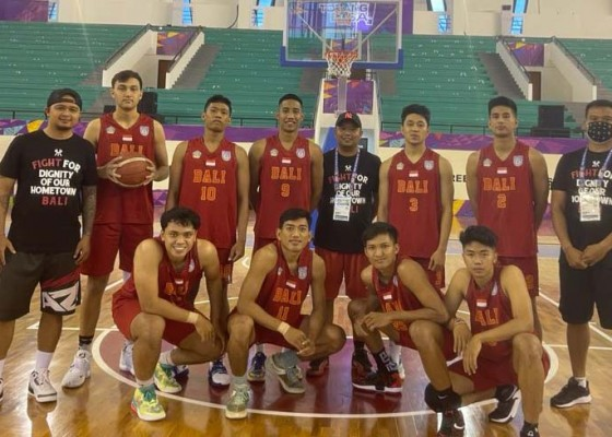 Nusabali.com - tim-basket-putra-yakin-tundukkan-papua