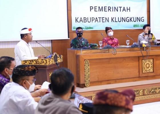 Nusabali.com - klungkung-launching-forum-sipandu-beradat