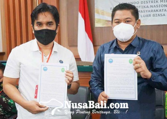 Nusabali.com - pa-karangasem-berusaha-wujudkan-wilayah-bebas-korupsi