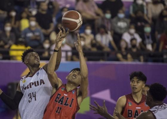 Nusabali.com - tim-basket-putra-bali-kalahkan-tuan-rumah-papua-67-41