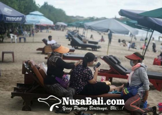 Nusabali.com - pantai-kuta-hidup-lagi