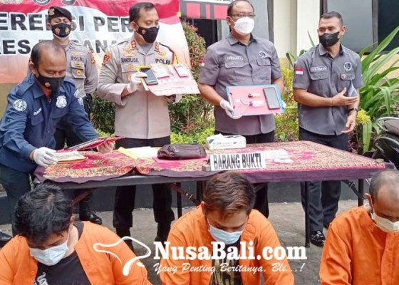 Nusabali.com - digerebek-residivis-buang-shabu-ke-kloset