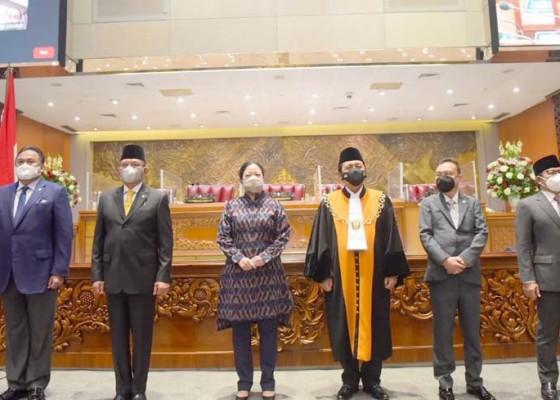 Nusabali.com - lodewijk-resmi-jabat-wakil-ketua-dpr-ri