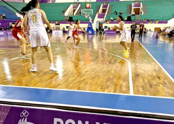 Nusabali.com - bertarung-sesuai-rencana-tim-basket-putri-hajar-jabar