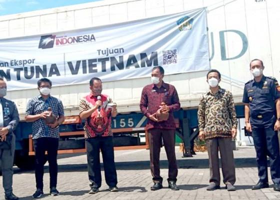 Nusabali.com - ri-lepas-27-ton-ikan-tuna-sirip-kuning-ke-vietnam