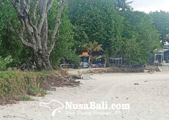 Nusabali.com - penanganan-abrasi-pantai-kuta-belum-jelas
