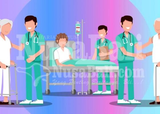 Nusabali.com - pandemi-melandai-kontrak-nakes-covid-19-terancam-diputus