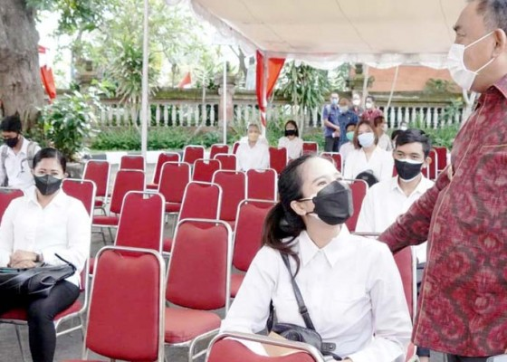 Nusabali.com - tak-ikut-skd-109-pelamar-cpns-jembrana-gugur