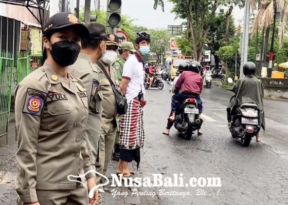 Nusabali.com - tiap-hari-sidak-pelanggar-prokes-masih-saja-ada
