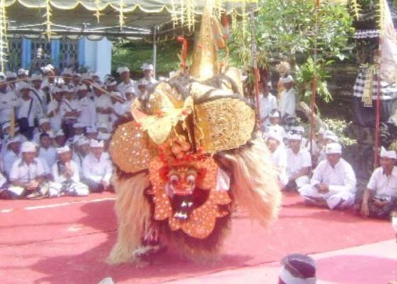Nusabali.com - saraswati-smpn-1-bangli-gelar-pentas-calonarang