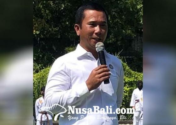 Nusabali.com - pengurus-gerindra-bali-dan-denpasar-mejaya-jaya-di-pura-besakih