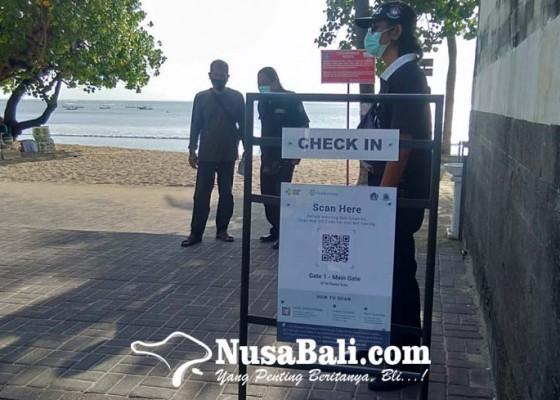Nusabali.com - warga-kuta-gembira-aturan-ganjil-genap-dicabut