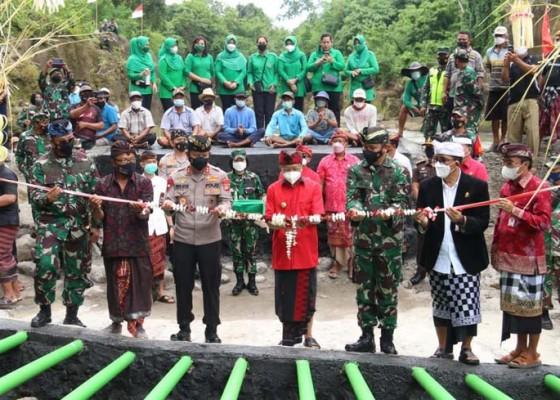 Nusabali.com - program-dari-pangdam-bisa-airi-sawah-220-ha