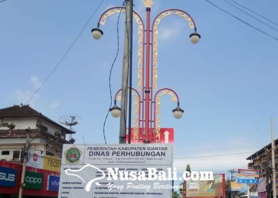 Nusabali.com - proyek-lpj-hias-di-gianyar-bertambah-350-titik