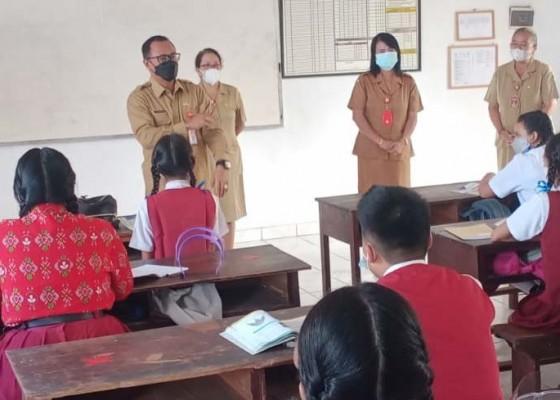 Nusabali.com - sejumlah-siswa-belum-diizinkan-ikuti-ptm