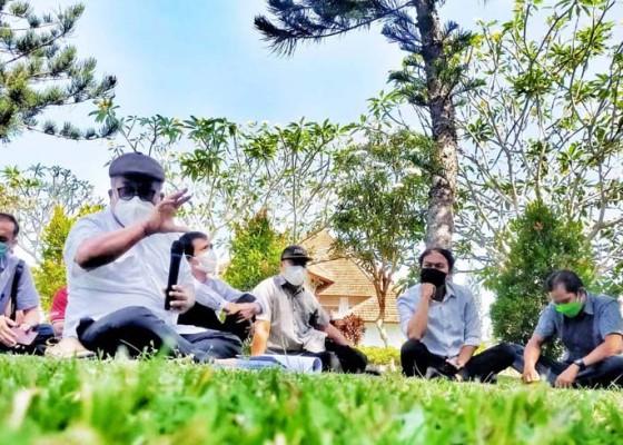 Nusabali.com - penting-mereharmoni-desa-adat-dinas