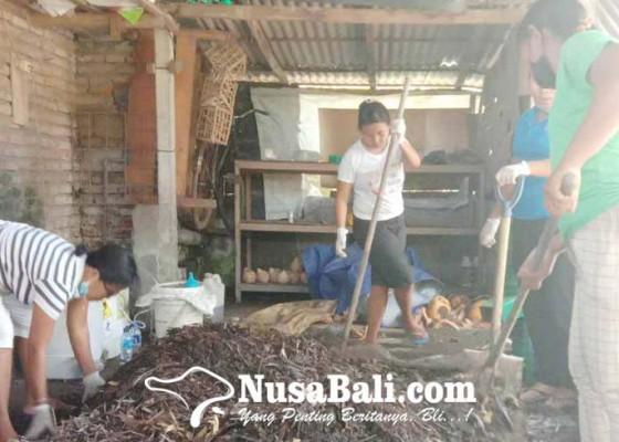 Nusabali.com - bakti-pertiwi-unwar-padukan-program