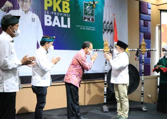 Nusabali.com - koster-minta-kader-pkb-dukung-pemerintah-atasi-covid-19-di-bali