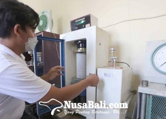 Nusabali.com - penelitian-daur-ulang-limbah-masker