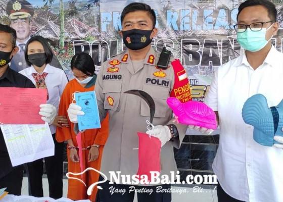 Nusabali.com - perampokan-di-sidembunut-ternyata-rekayasa-korban