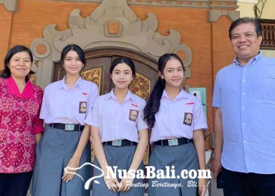 Nusabali.com - tim-siswi-sman-1-denpasar-sukses-juarai-pekan-ilmiah-nasional