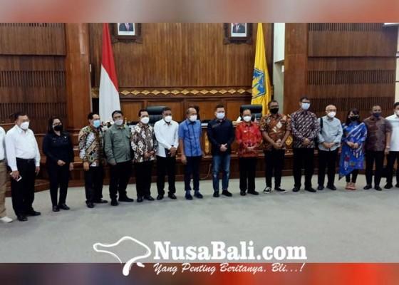 Nusabali.com - koster-minta-komisi-ii-dpr-bahas-ruu-provinsi-bali