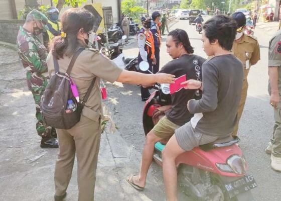 Nusabali.com - lagi-tim-yustisi-jaring-33-orang-pelanggar-prokes