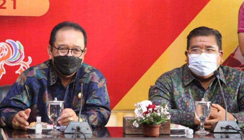 www.nusabali.com-jelang-open-border-wagub-cok-ace-kampanyekan-prokes