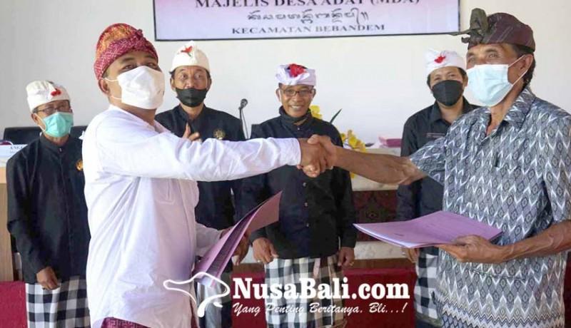 www.nusabali.com-krama-liligundi-sepakat-ngadegang-bendesa-sesuai-awig